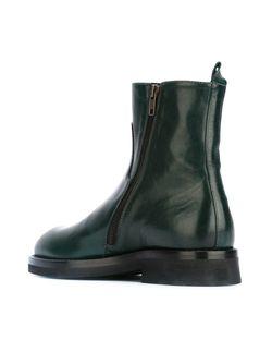 Ботинки По Щиколотку Ann Demeulemeester                                                                                                              зелёный цвет
