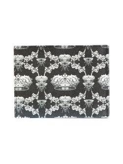 Бумажник Dauphine Dolce & Gabbana                                                                                                              черный цвет