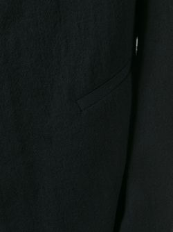 Блейзер С Необработанными Краями CEDRIC JACQUEMYN                                                                                                              черный цвет