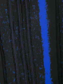 Топ Без Рукавов С Абстрактным Принтом Proenza Schouler                                                                                                              чёрный цвет