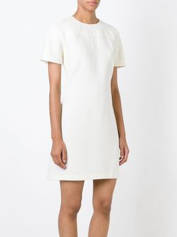 Платье Шифт С Вышивкой Giambattista Valli                                                                                                              Nude & Neutrals цвет