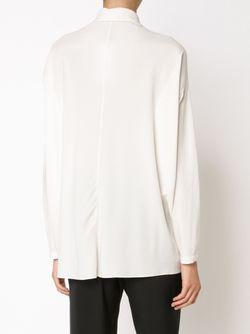 Рубашка С Потайной Застежкой Zero + Maria Cornejo                                                                                                              Nude & Neutrals цвет
