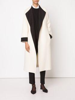 Пальто Augustus The Row                                                                                                              белый цвет