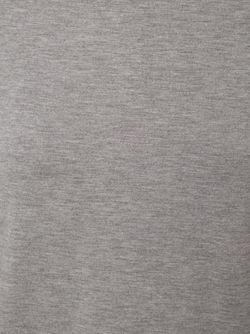 Футболка С Круглым Вырезом MAJESTIC FILATURES                                                                                                              серый цвет