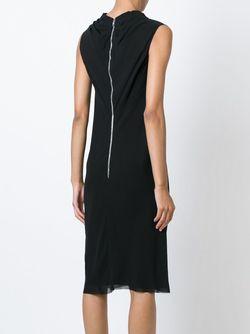 Платье-Туника Bonnie Rick Owens                                                                                                              черный цвет