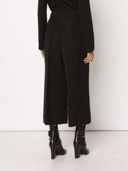 Широкие Кюлоты Valentino                                                                                                              чёрный цвет