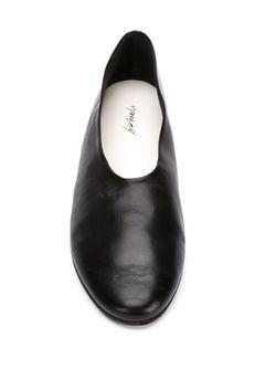 Кожаные Слиперы Marsell                                                                                                              чёрный цвет