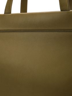 Сумка-Тоут Квадратной Формы Derek Lam                                                                                                              коричневый цвет