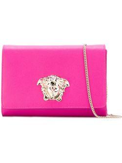 Клатч Palazzo Versace                                                                                                              розовый цвет