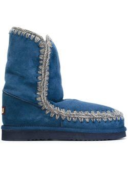 Ботинки Eskimo Mou                                                                                                              синий цвет