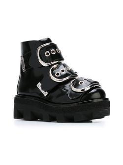 Ботинки Sloane Alexander Wang                                                                                                              чёрный цвет