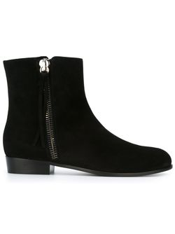 Ботинки На Молнии Giuseppe Zanotti Design                                                                                                              чёрный цвет