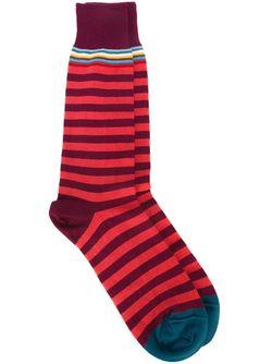 Носки В Полоску Paul Smith                                                                                                              многоцветный цвет