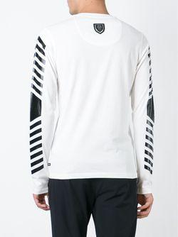 Футболка Lines Philipp Plein                                                                                                              белый цвет