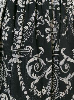 Юбка С Принтом Eggs                                                                                                              чёрный цвет