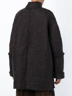Короткое Пальто TOOGOOD                                                                                                              коричневый цвет