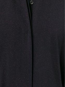 Комбинезон С Короткими Рукавами MM6 by Maison Margiela                                                                                                              черный цвет