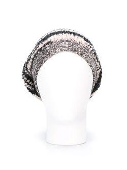 Knitted Beanie Missoni                                                                                                              серый цвет