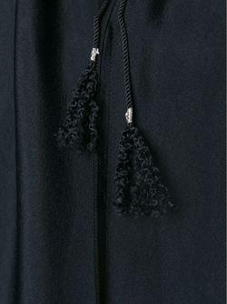 Блузка С Кисчтоками Lanvin                                                                                                              чёрный цвет