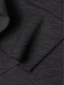 Свитер С Отделкой Рюшами Marni                                                                                                              серый цвет