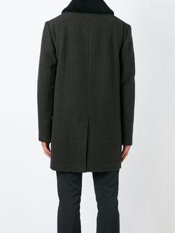 Классическое Пальто Alexander Wang                                                                                                              коричневый цвет
