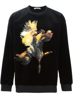 Толстовка Rooster Monkey Givenchy                                                                                                              чёрный цвет