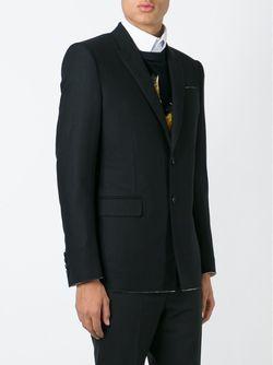 Строгий Блейзер Givenchy                                                                                                              чёрный цвет