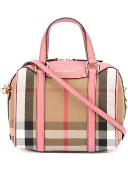 Сумка-Тоут Alchester In House Check T Burberry                                                                                                              розовый цвет