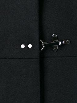 Короткое Пальто Fay                                                                                                              черный цвет
