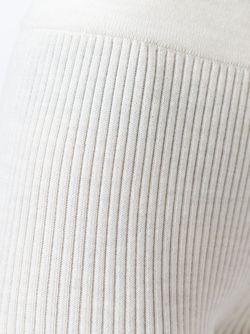 Вязаные Брюки В Рубчик Iro                                                                                                              Nude & Neutrals цвет