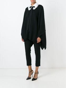 Свободный Свитер Valentino                                                                                                              черный цвет