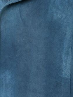 Парка С Узором Tie-Dye PIGALLE                                                                                                              синий цвет