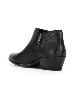 Ботинки Petty Sam Edelman                                                                                                              чёрный цвет