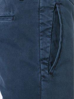 Чиносы Кроя Слим Michael Kors                                                                                                              синий цвет