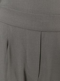 Комбинезон C V-Образным Вырезом Brunello Cucinelli                                                                                                              серый цвет