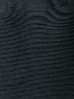 Фактурный Топ С Короткими Рукавами Avelon                                                                                                              черный цвет