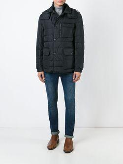 Дутая Куртка Nicloux Moncler                                                                                                              чёрный цвет