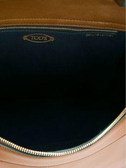 Сумка-Тоут Wave Tod'S                                                                                                              коричневый цвет