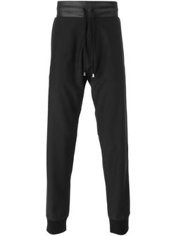 Gathered Ankle Trousers Unconditional                                                                                                              чёрный цвет