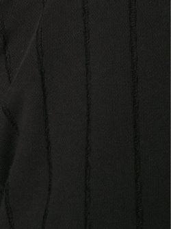 Толстовка С Необработанными Швами T By Alexander Wang                                                                                                              черный цвет