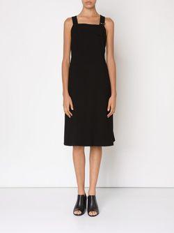 Платье С Перекрещенными Лямками На Спине NOMIA                                                                                                              черный цвет