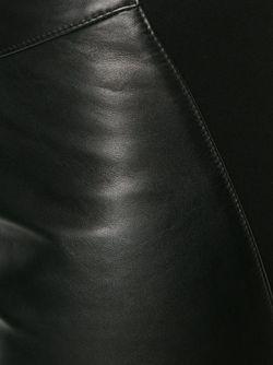 Брюки Кроя Скинни Gareth Pugh                                                                                                              чёрный цвет