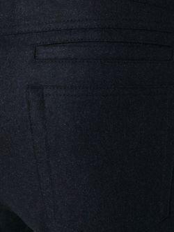 Брюки Прямого Кроя Brunello Cucinelli                                                                                                              синий цвет