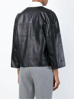 Укороченная Куртка Michael Kors                                                                                                              черный цвет
