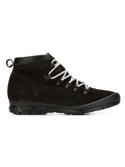 Треккинговые Ботинки Emporio Armani                                                                                                              чёрный цвет