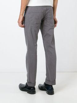 Джинсы Charleston Boss Hugo Boss                                                                                                              серый цвет