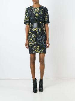 Print Dress Marni                                                                                                              черный цвет