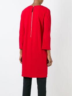 Front Slit Tunic Marni                                                                                                              красный цвет
