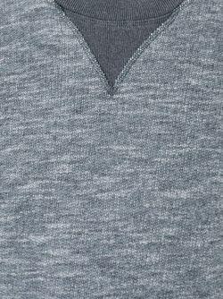 Толстовка С Круглым Вырезом Maison Margiela                                                                                                              серый цвет