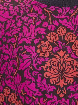 Топ С Цветочным Принтом Mary Katrantzou                                                                                                              красный цвет
